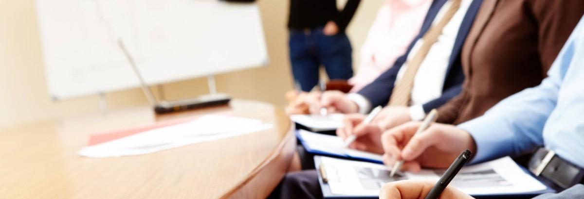 Formación a empresas en su lugar de trabajo o en nuestras aulas.